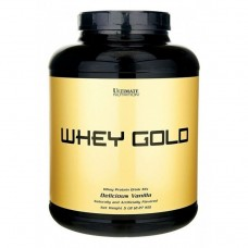 Протеины Whey Gold 2270 гр. Ultimate от Ultimate Nutrition