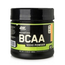 ВСАА BCAA 5000 Powder 380 гр. Optimum от Optimum Nutrition