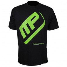 Одежда Футболка МР Performance Tee Black Muscle Pharm от MusclePharm