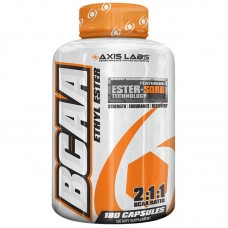 ВСАА BCAA Ethyl Ester 180 капс. Axis Labs от Axis Labs