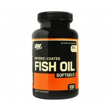 Омега Fish Oil Softgels 100 гел. капс Optimum от Optimum Nutrition