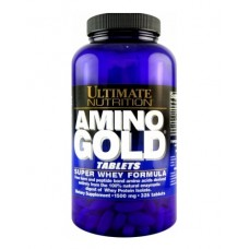 Аминокислоты Amino Gold 1500 мг. 325 таб. Ultimate от Ultimate Nutrition