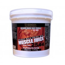 Гейнеры Muscle Juice 4750 гр. Ultimate от Ultimate Nutrition
